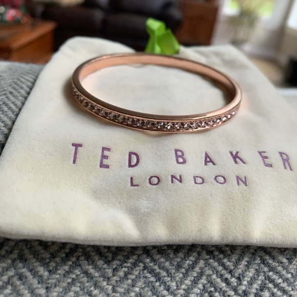 great fit best wholesaler the best attitude Ted Baker London Jewelry | Ted Baker Rose Gold Bangle Bracelet ...